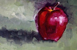 impressionist artist andrew horvath shows us how he sets up still life and paints his composition.